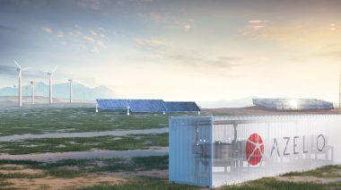 Azelio – framtidens energilagring ser ljus ut